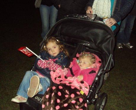neville road fireworks