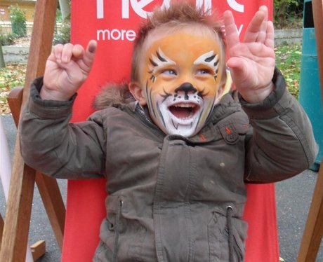 Half Term fun at Port Lympne