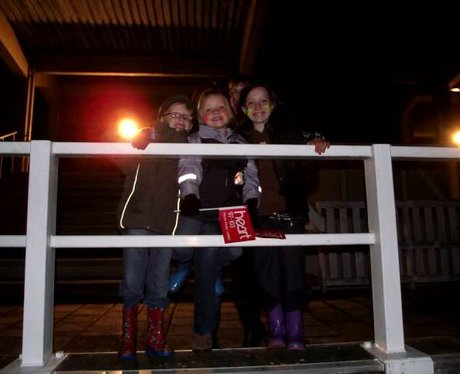 Newbury Lions Fireworks