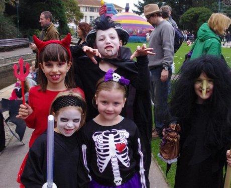 Spooky Halloween Day