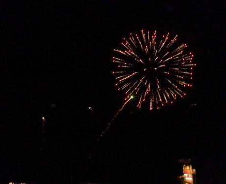 Taunton Fireworks