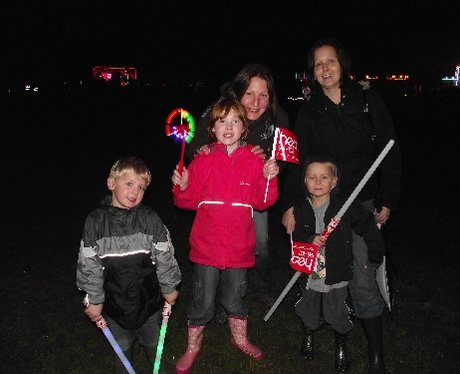 The Big Bang at Canford Park