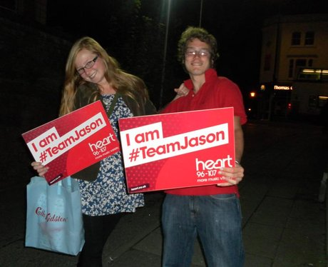 West Country supporting #Team Jason