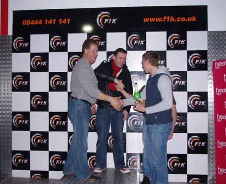 Battle of the Sexes! Indoor Karting - 09/11/11