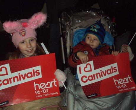 Burham-On-Sea Carnival 2011
