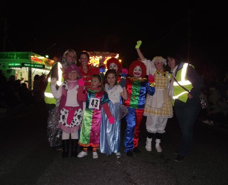 Burham-On-Sea Carnival 2011
