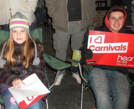 Burnham-On-Sea Carnival 2011