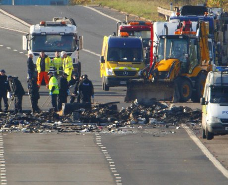 M5 Crash: Latest Pictures - Heart Somerset