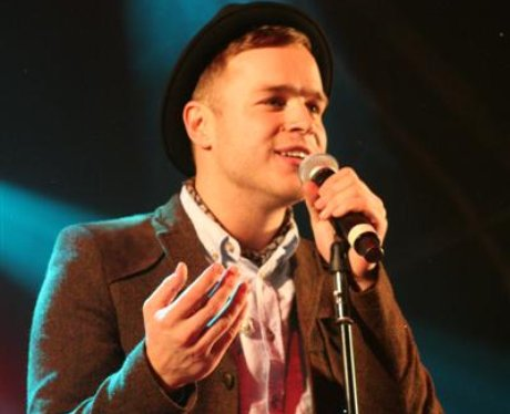 Olly Murs at The Mall Cribbs Causeway