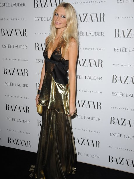 Poppy Delevingne at harper's bazaar women of the year awards
