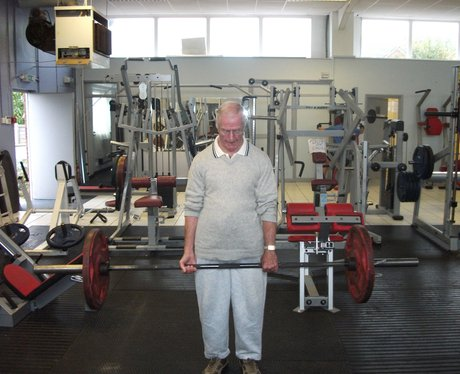 Ted Brown Powerlifing