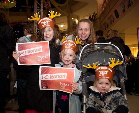 The Mall Christmas Lights 2011