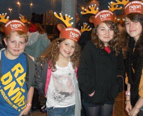 The Mall Cribbs Causeway Christmas Lights