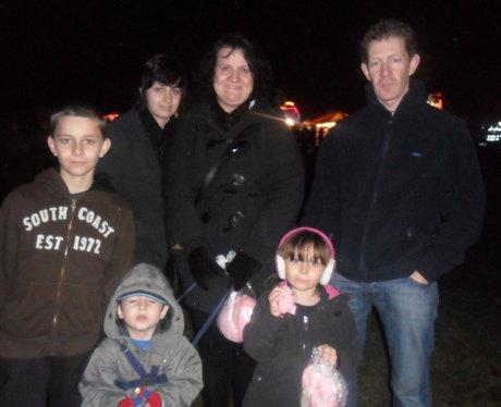 Wickstead Fireworks, Northampton
