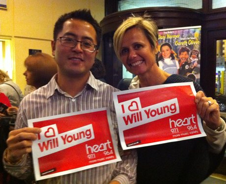 Will Young Fans