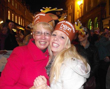 Bath Christmas Lights 2011