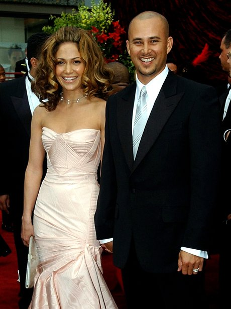 Jennifer Lopex and Chris Judd