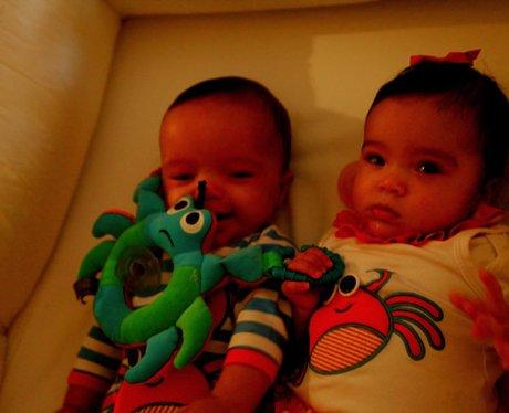 Mariah Carey's Twins