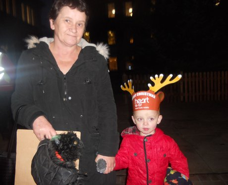 Wrexham Christmas Lights Switch on 2