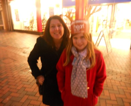 Wrexham Christmas Lights Switch on 2
