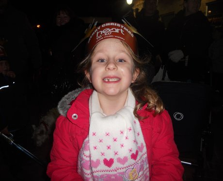 Wrexham CHristmas lights switch on 4