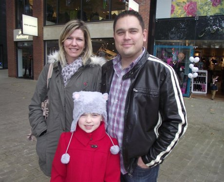 Cabot Circus Ice Party