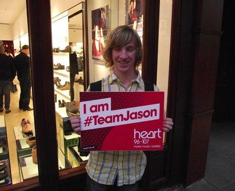 Gunwharf is #Team Jason