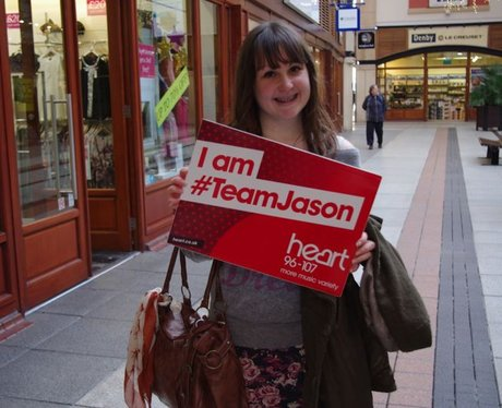 Gunwharf is #Team Jason