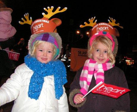 Hatfield Christmas Light Switch On
