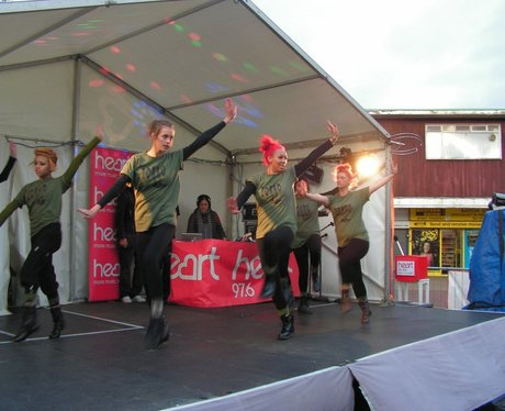 Hatfield Christmas Light Switch On