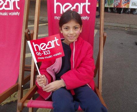 Heart at Budgens