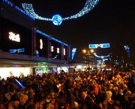Hemel Hempstead Christmas lights