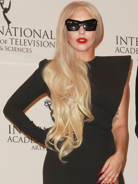 Lady Gaga At The International Emmys