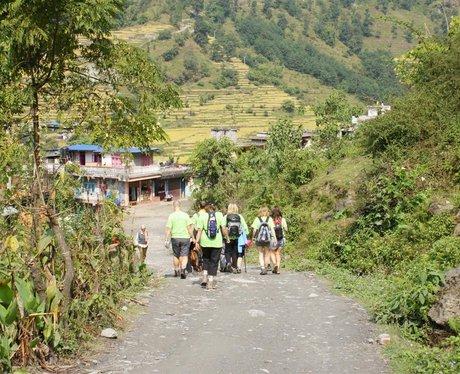 MORE TH>N Trek Nepal