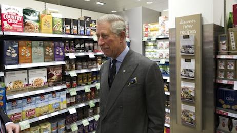 Prince Charles Opened this Waitrose In Poundbury