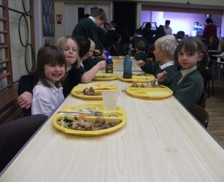 Pub Lunches In Haynes Lower School