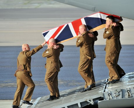 Four soldiers repatriated