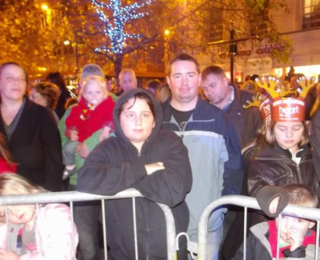 Taunton Christmas Lights 2011