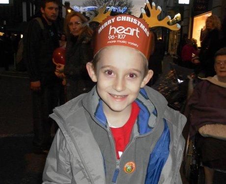 Taunton Christmas Lights 2011