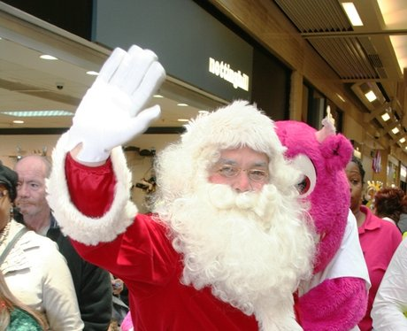 The Mall Christmas Light Switch On Luton