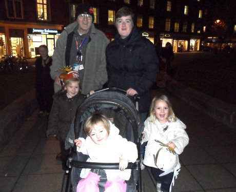 Welwyn Garden City Christmas Lights