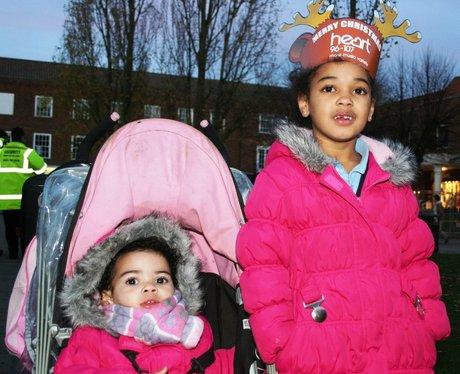 Welwyn Garden City Christmas Lights