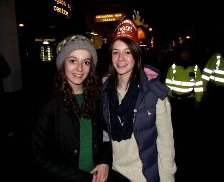 Abingdon Christmas Lights