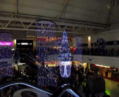 Bracknell Christmas Light Switch On