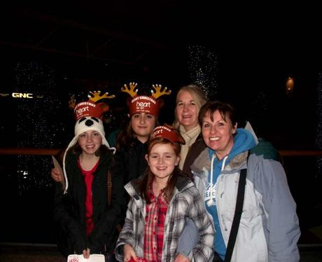 Bracknell Christmas Light Switch On