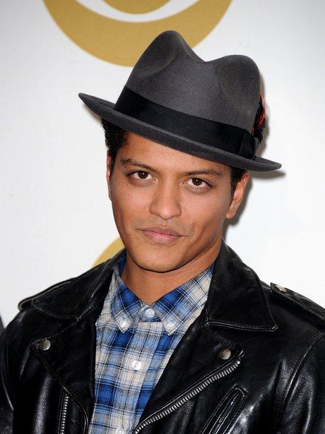 Bruno Mars Grammy Nomination 2011