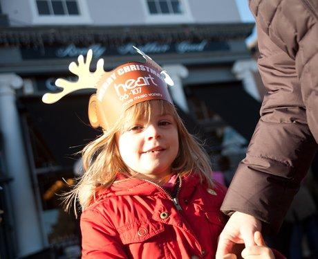Bury St Edmunds Christmas Fayre 2011