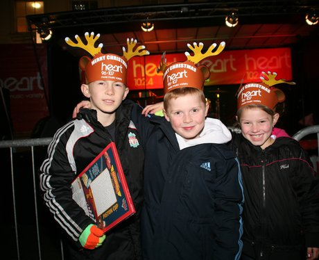 Great Yarmouth Christmas Lights 2011