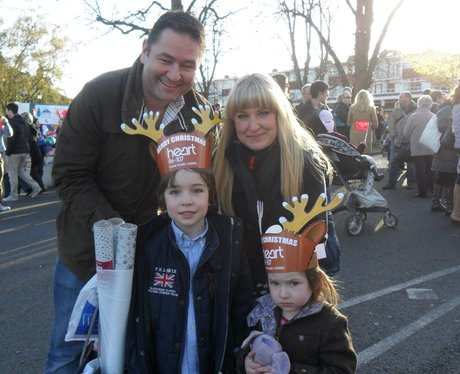 Harpenden Christmas Light Switch On