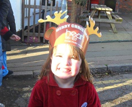 Harpenden Christmas Light Switch On